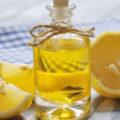 Лимонное эфирное масло
