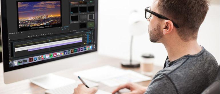 Видеомонтаж и обработка фото и видео